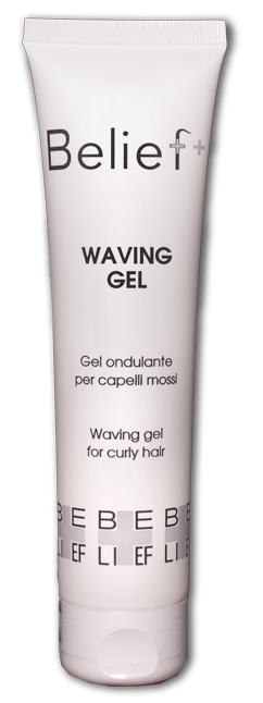 12. Belief+ professional solutions for healthy hair and skin - Waving Gel