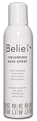 14. Belief+ professional solutions for healthy hair and skin - Volumizer hair spray