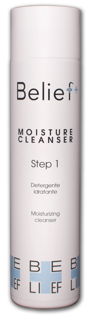 3. Belief+ professional solutions for healthy hair and skin - Moisture Cleanser