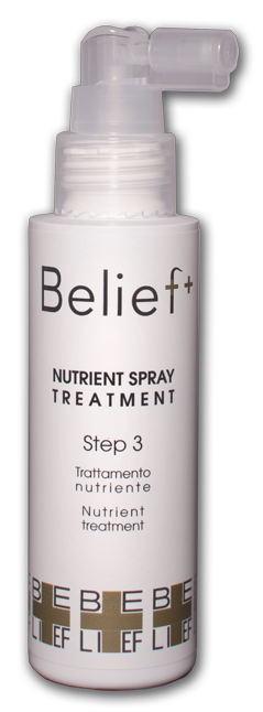 6. Belief+ professional solutions for healthy hair and skin - Nutrient Spray
