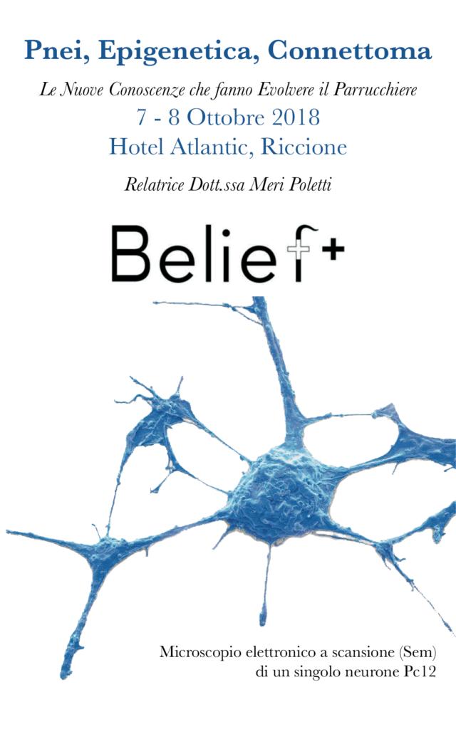 Banner web Belief+ Convegno Scientifico Riccione verticale